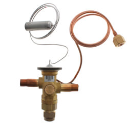 """3/8"""" ODF Air Conditioning Thermal Expansion Valve (2.5 - 3 Ton) Product Image"""