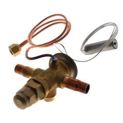 "3/8"" ODF Air Conditioning Thermal Expansion Valve (2.5 - 3 Ton) Product Image"