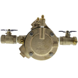 "3/4"" 825Y Reduced <br>Pressure Zone <br>Assembly (Lead Free) Product Image"