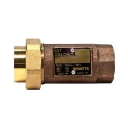 "3/8"" LF7C Dual Check Product Image"