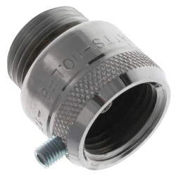 """3/4"""" Lead Free 8C Hose <br>Connection Vacuum <br>Breaker (Chrome Plated) Product Image"""
