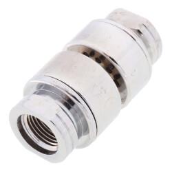 3/8 LFN9C Dual Check (Chrome Plated) Product Image
