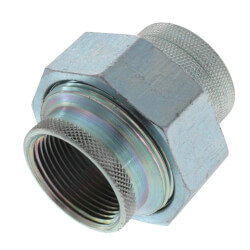 """1-1/4"""" LF3004 Lead Free FIP to FIP Dielectric Union Product Image"""