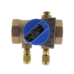 "1/2"" CSM-61 Flow Monitor (Threaded) Product Image"