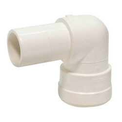 "1"" CTS Quick-Connect Stackable 90° Elbow (3518-18) Product Image"