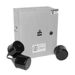 1-Phase, Duplex Electrical Alternator Control Panel, 15-20A (NEMA 1) Product Image