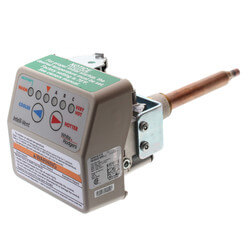 """White Rodgers Intellivent Thermostat Gas Control<br>for NG, 1.25"""" Shank Product Image"""