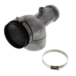 "AL Exhaust/Condensate Elbow, 3"" Product Image"