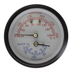 Temperature Gauge For Burnham Boilers Product Image