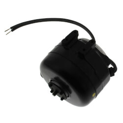 9 Watt Cast Iron Totally Enclosed SP Unit Bearing Fan Motor, CW (230V) Product Image