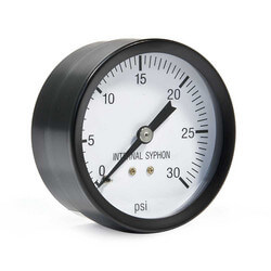 Steam Pressure Gauge for IN-INPV Boilers Product Image
