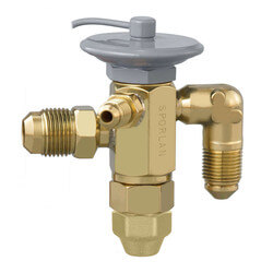 "BFVE-B-C 3/8"" x 1/2"" SAE Thermal Expansion Valve w/ 30"" Capillary (3 Ton) Product Image"