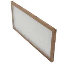"12"" x 24"" x 1"" EZ Flow II Furnace Filter Product Image"