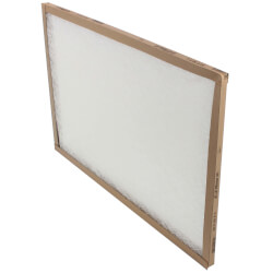 "20"" x 30"" x 1"" EZ Flow II Furnace Filter Product Image"
