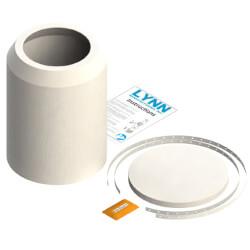 Universal Combustion Chamber Kit - Lynn Time Saver #9, 2300F Ceramic Fiber Product Image