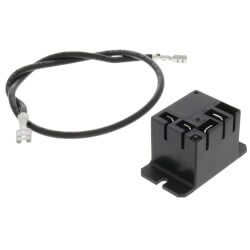 DC Heater Relay Kit, SPST, 24VDC Product Image