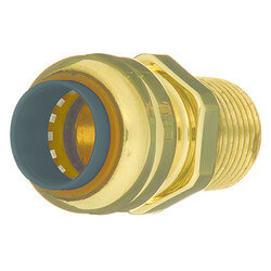 """1-1/4"""" Tectite x Male Adapter (Lead Free) Product Image"""