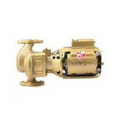 1/6 HP, HV AB Series HV Bronze Circulator Pump (115V, 1725 RPM) Product Image