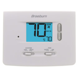Single-Stage Heat Only Thermostat Product Image