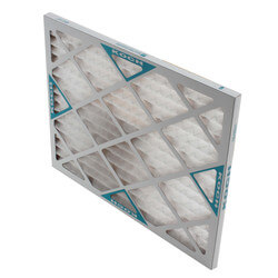 "16"" x 20"" x 1"" MERV 8 Multi-Pleated Panel Filter Product Image"