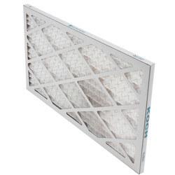 "16"" x 25"" x 1"" MERV 8 Multi-Pleated Panel Filter Product Image"