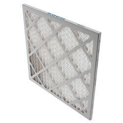 "20"" x 20"" x 1"" MERV 8 Multi-Pleated Panel Filter Product Image"