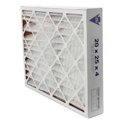 "20"" x 25"" x 4"" MERV 8 Multi-Pleated Panel Filter Product Image"