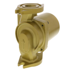 1/40 HP, NBF-12F/LW Bronze Circulator Pump Lead Free Product Image