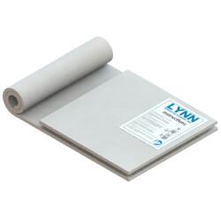 "Wet Ceramic Fiber Blanket, 2300F Rated, Lynn Kit C (48''x 16'' x 1/2'' & 16"" x 16"" x 1/2"") Product Image"