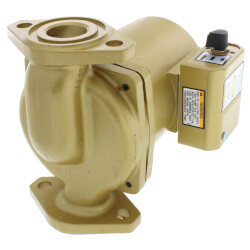 1/6 HP, NBF-36 3-Speed Bronze Circulator Pump Lead Free Product Image