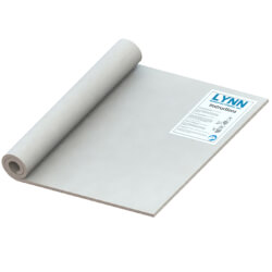 """Wet Ceramic Fiber Blanket for 2300F Rated & Lynn 1035 (36"""" x 24'' x 1/2'') Product Image"""