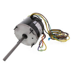 """5.5"""" Multi-HP Condenser Fan Motor (1/3 to 1/6 HP, 208-230V, 1075 RPM) Product Image"""