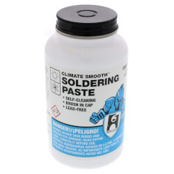 Climate Smooth Soldering Paste (9 oz.) Product Image