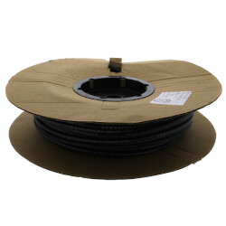 "1/4"" Plexco Pneumatic Tubing - Black, 250' Product Image"