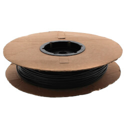 "5/32"" Plexco Pneumatic Tubing - Black, 500' Product Image"