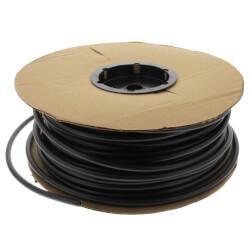 "3/8"" Plexco Pneumatic Tubing - Black, 250' Product Image"