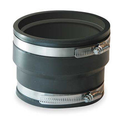"3"" Flexible Coupling (ADS and Hancor Pipe to PVC) Product Image"