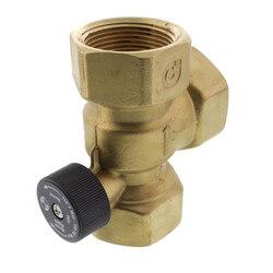 "1-1/4"" NPT Bronze HydroTrol Flow Control Valve Product Image"