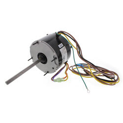 """5.5"""" Outdoor Condenser Fan Motor (1/4 HP, 208-230V, 1075 RPM) Product Image"""