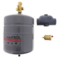 "Model 109-100 Fill-Trol<br>1"" Purger & Air Vent<br> (2 Gallon) Product Image"