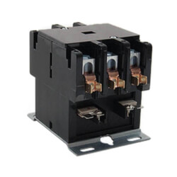 3 Pole Relay (24v) Product Image
