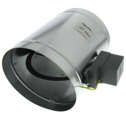"10"" RSD Spring Return Motorized Damper Product Image"