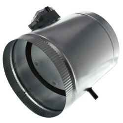 """10"""" URD<br>Motorized Damper Product Image"""