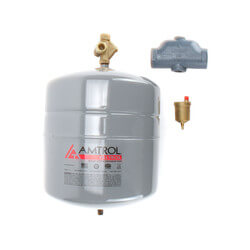 "Model 110-125 Fill-Trol w/ 1-1/4"" Purger & Air Vent (4.4 Gallon Volume) Product Image"