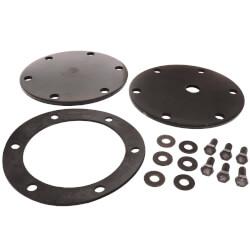 Tapped Cover Plate - w/ Gasket & bolts for 5B, V7, V8, IND 4B & V3 Boilers Product Image