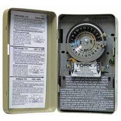120V 24-Hour Timer, SPST Product Image