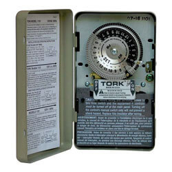 208-277v 24-Hour Timer, SPST Product Image