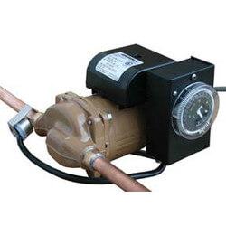 """25B050S-TA (1/2"""" Sweat) Re-circulator Pump w/ Timer, Aquastat, 0-13 GPM Product Image"""