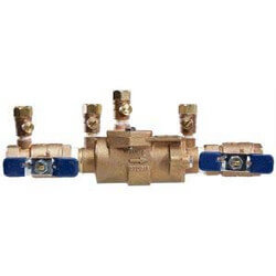 "1-1/4"" 850 Double Check <br>Valve Assembly <br>(Lead Free) Product Image"