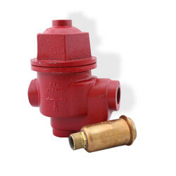 "1"" NPT Enhanced<br>Air Separator Product Image"
